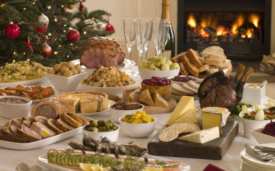 Specialistų patarimai: kelios gudrybės, kurios padės nepersivalgyti per šventes