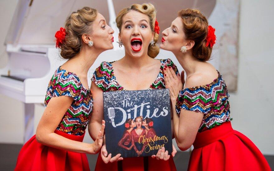"""Grupė """"The Ditties""""/ Foto: Kipras Kublickas"""