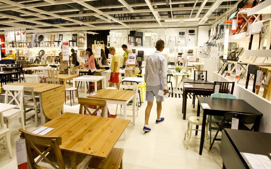Lithuanian furniture makers among Ikea's biggest suppliers