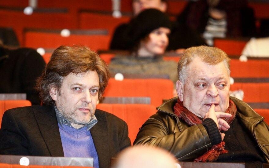 Gediminas Storpirštis ir Arūnas Storpirštis