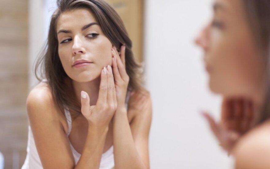 Didžiausios veido odos priežiūros klaidos