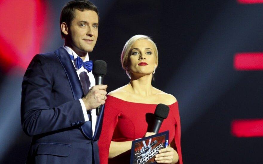Inga Jankauskaitė ir Rolandas Vilkončius