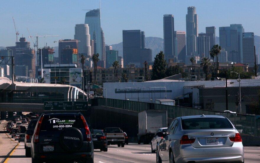 Eismas Los Andžele (asociatyvi nuotr.)