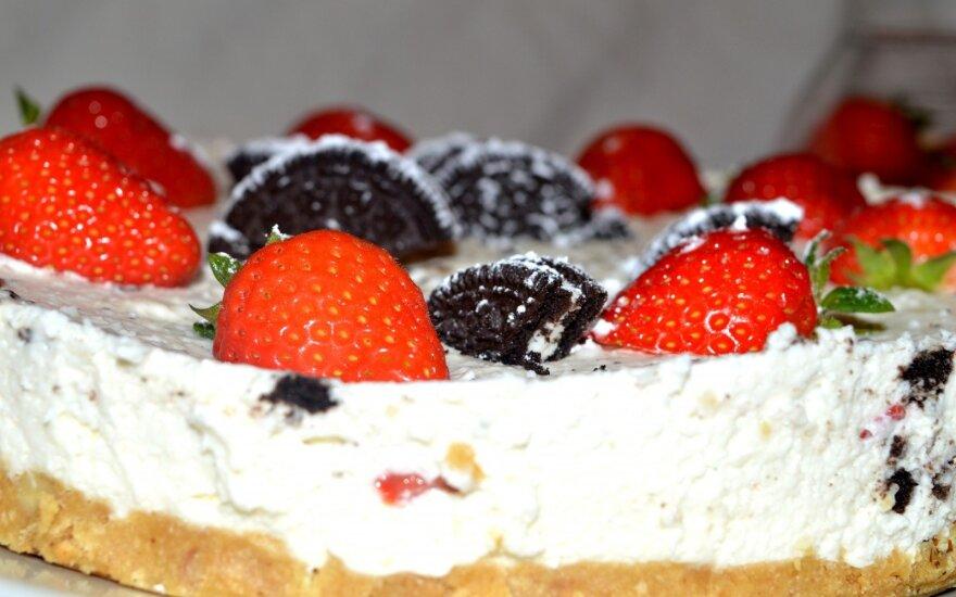 """""""Oreo"""" tortas"""