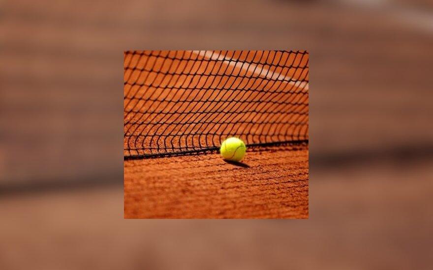 I.Dapkutė baigė pasirodymą teniso turnyre Meksikoje