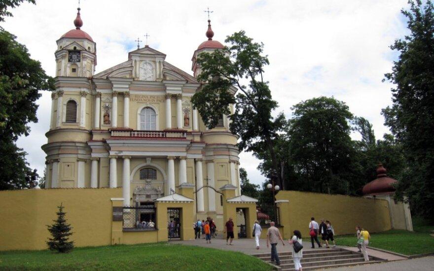 Vilniaus Šv. apaštalų Petro ir Povilo bažnyčia