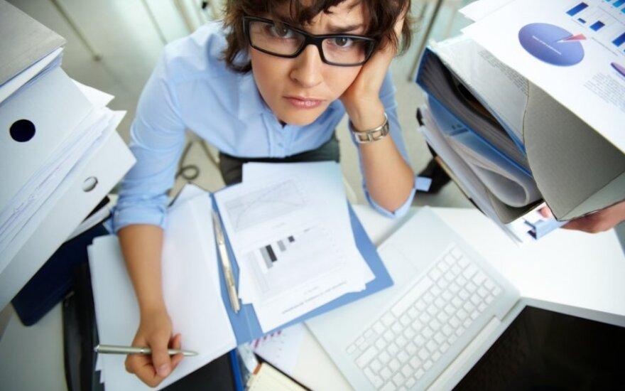 Neurologai apie šokiruojantį faktą – stresą patiriame visi