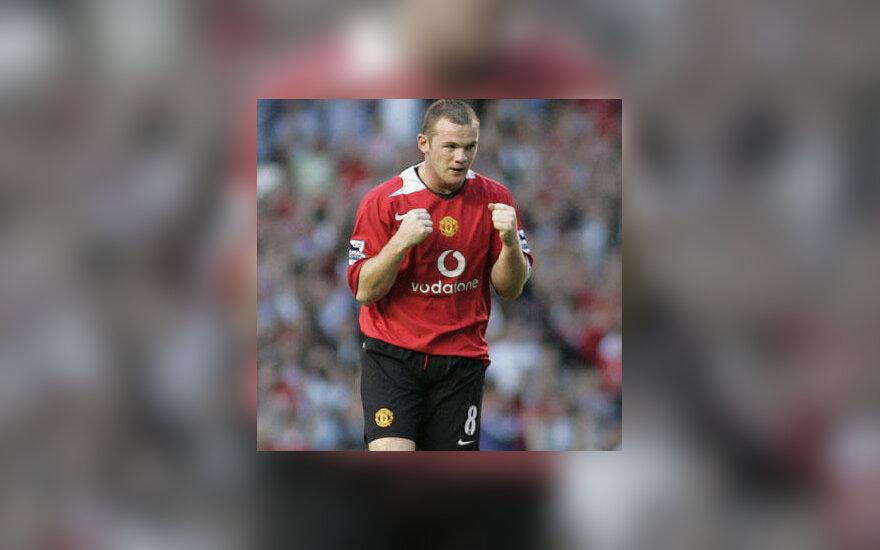 "Wayne Rooney (""Manchester United"")"