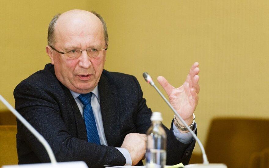 Seimas spręs, ar Kubilių pašalinti iš Skardžiaus apkaltos komisijos