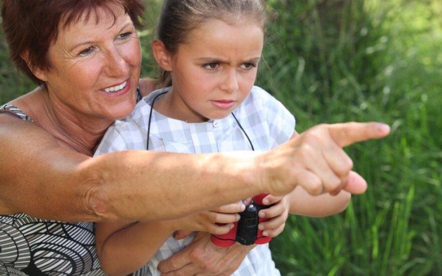 Senolių patarimai, kaip išmokyti vaiką pagarbos