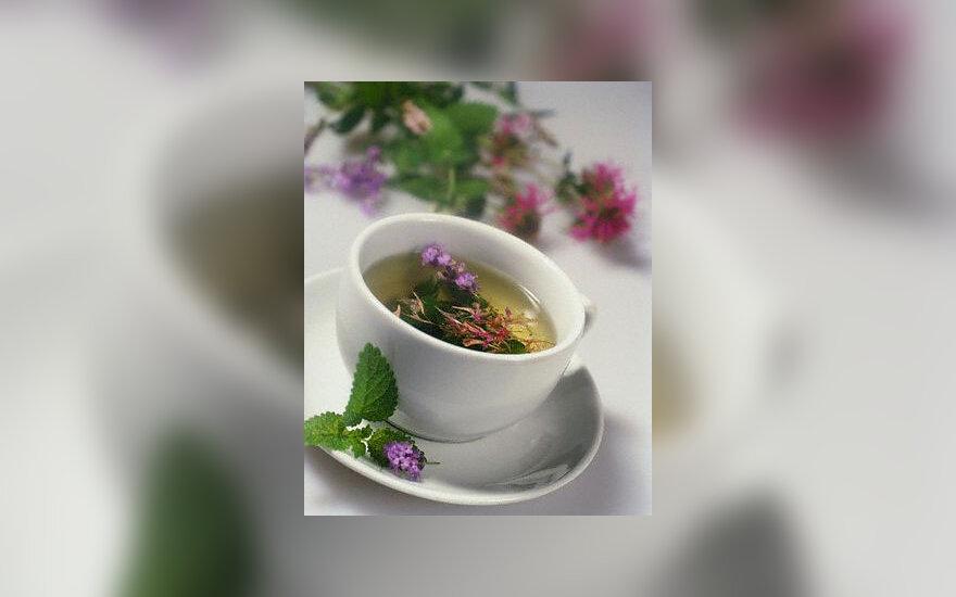 Bergamotės, arbata