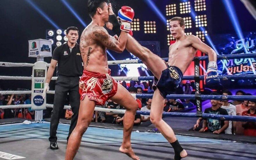 Tailando boksas