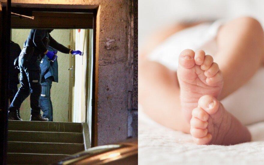 Prie konteinerio palikto kūdikio artimieji nebegali tylėti: nei močiutei, nei tėvui neleidžiama susigrąžinti vaiko