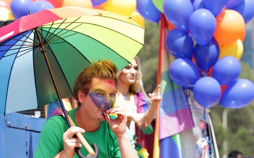 ES pareiškime gina LGBTI bendruomenę