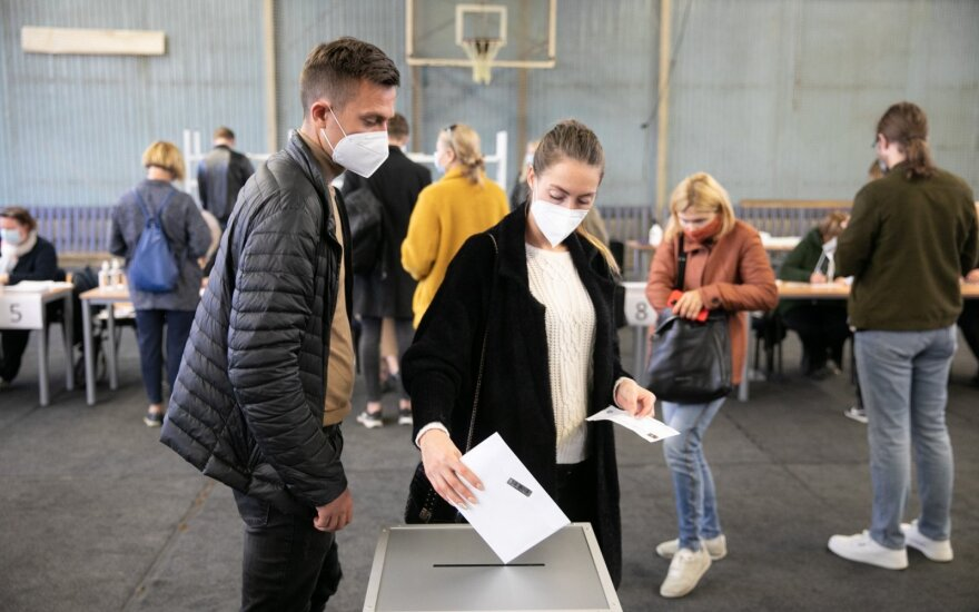 Some 7.39 pct of voters have voted early parliament election