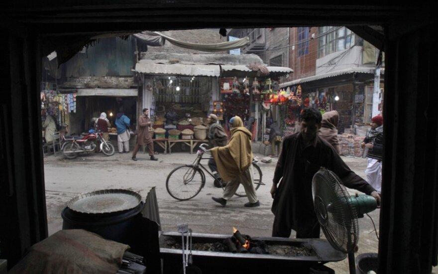 Išpuolis Pakistane
