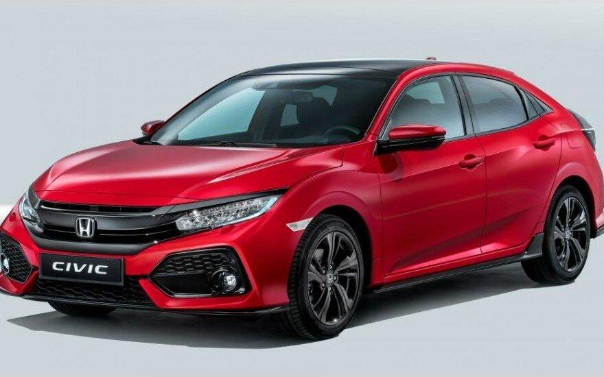 """""""Honda Civic"""""""