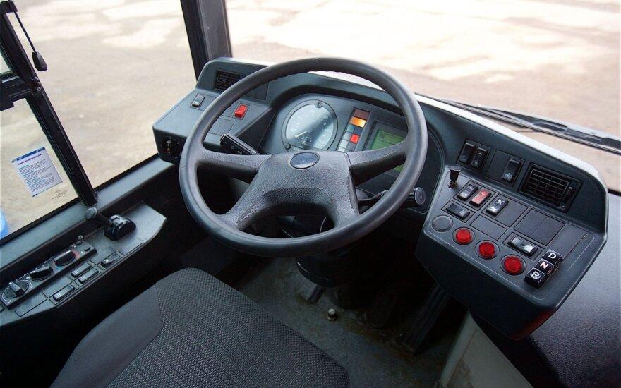 Į Panevėžį važiavusią moterį šokiravo autobuso vairuotojo žodžiai