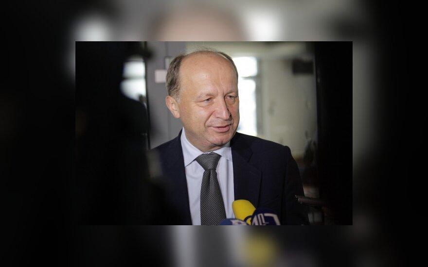 A.Kubilius atmetė V.Putino pasiūlymą dalyvauti Kaliningrado AE statybose