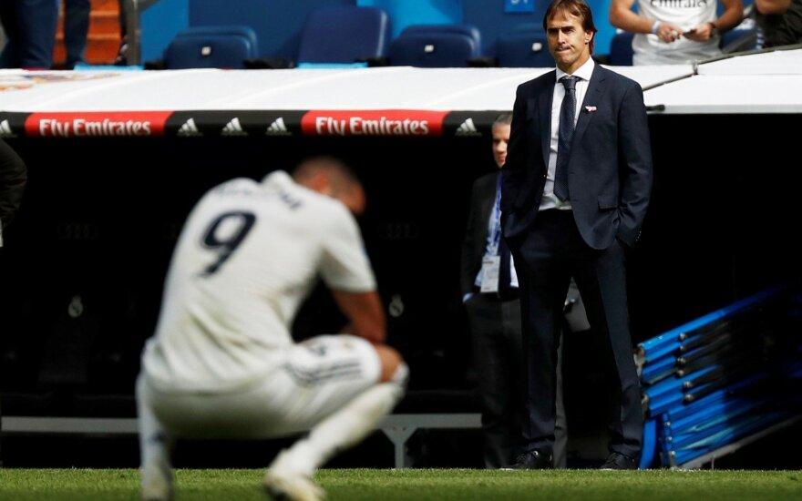 """""""Real"""" kančia tęsiasi: šįkart nusileido """"Levantei"""""""