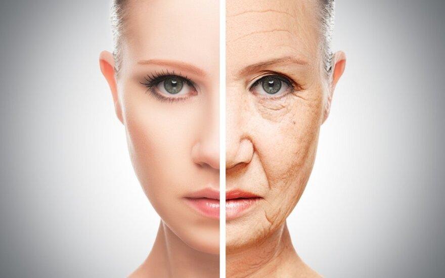 Natūralūs būdai, kurie padės sustabdyti senėjimą