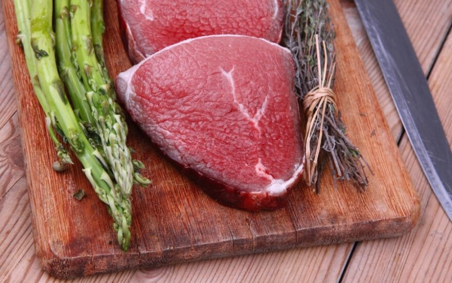 Rusija panaikino kiaulienos importo apribojimus Lietuvai
