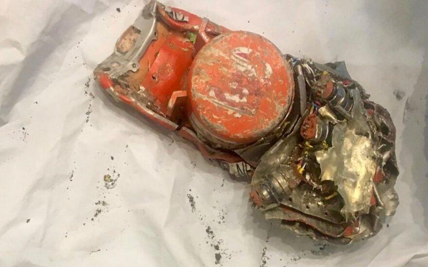 """Paryžiuje iššifruotos """"Ethiopian Airlines"""" sudužusio """"Boeing 737 MAX 8"""" """"juodosios dėžės"""""""