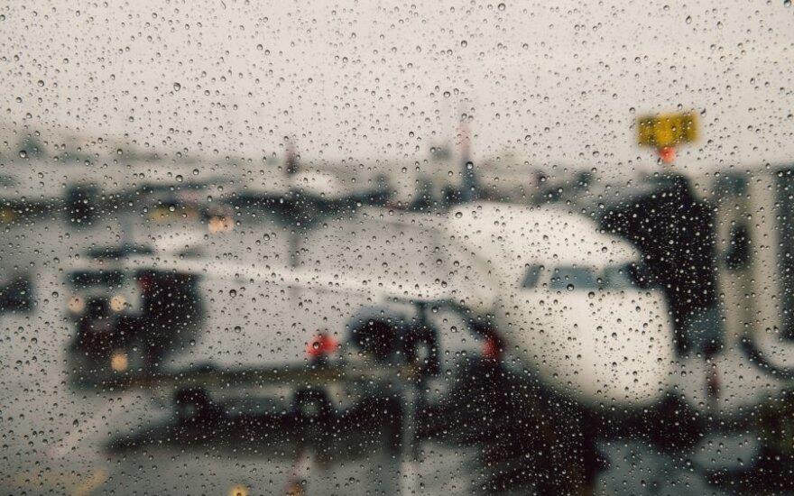 Lėktuvas - asociatyvi nuotr.