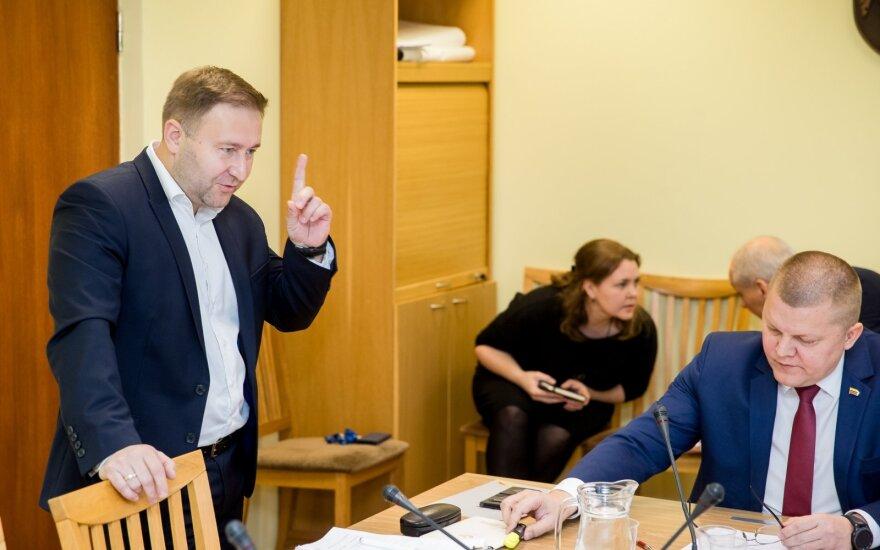 Seimo NSGK domėsis investicijų rizikomis į strateginius sektorius