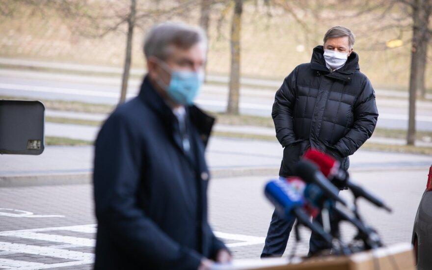 Viktoras Pranckietis, Ramūnas Karbauskis