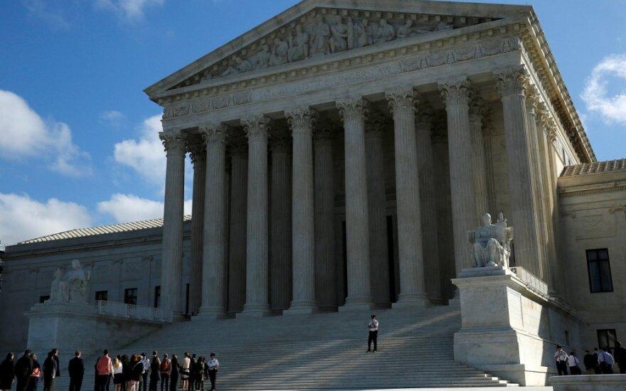 Įtariamas Bengazio atakos vykdytojas stojo prieš JAV teisėją