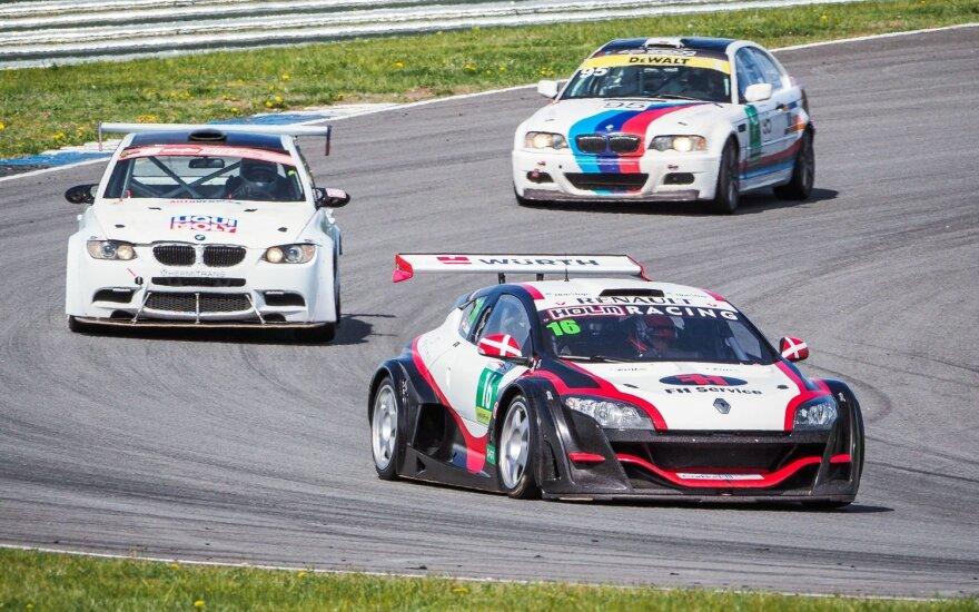 """""""ENEOS Riga Summer Race"""" lenktynės bus transliuojamos tiesiogiai"""