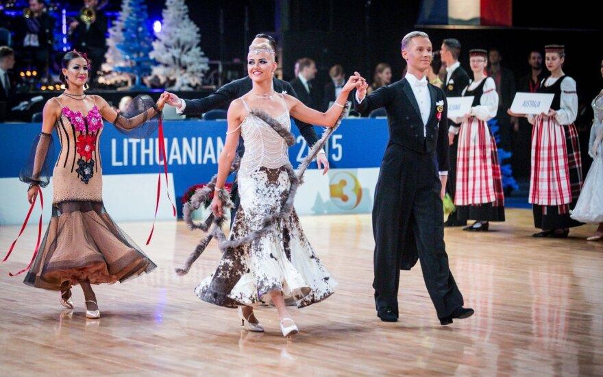 Standartinių šokių pasaulio čempionatas