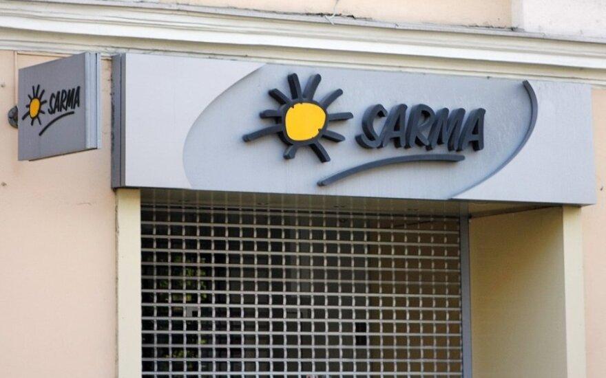 """""""Douglas"""" restruktūrizacija: nebelieka ženklo """"Sarma"""""""