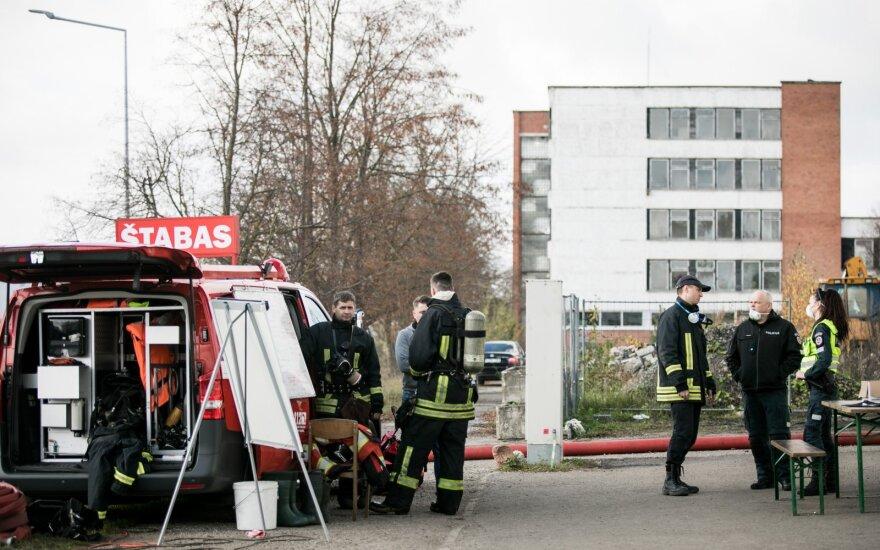 Seimo Sveikatos reikalų komitetas aiškinsis gaisro Alytuje padarinius žmonių sveikatai