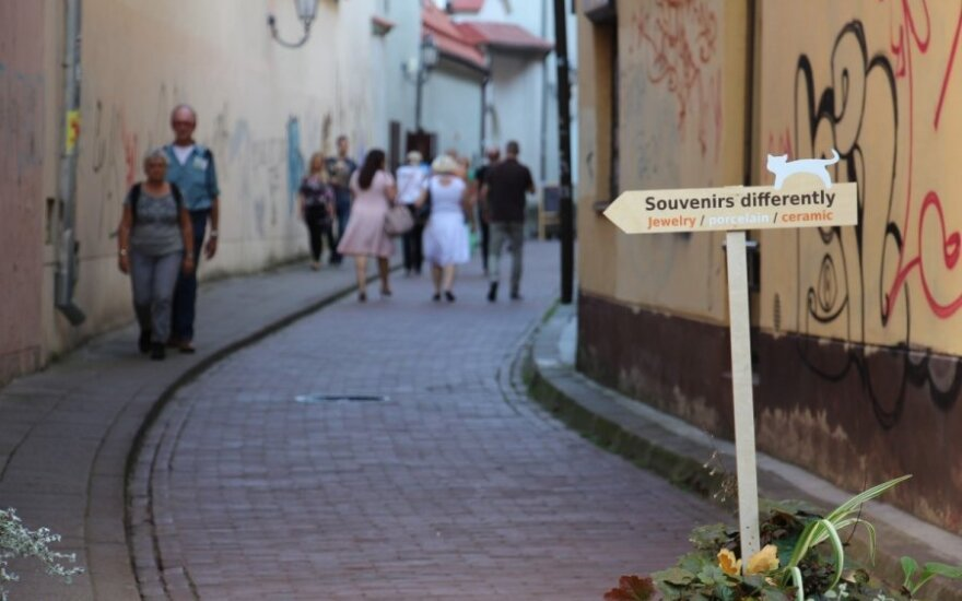 Lithuania visited by 10.2 percent more tourists
