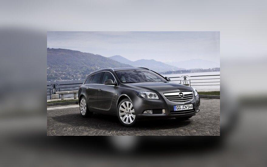 Opel Insignia SportsTourer 4x4