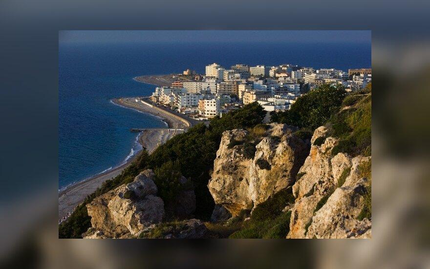 Rodas yra įtrauktas į UNESCO Pasaulio paveldo sąrašą