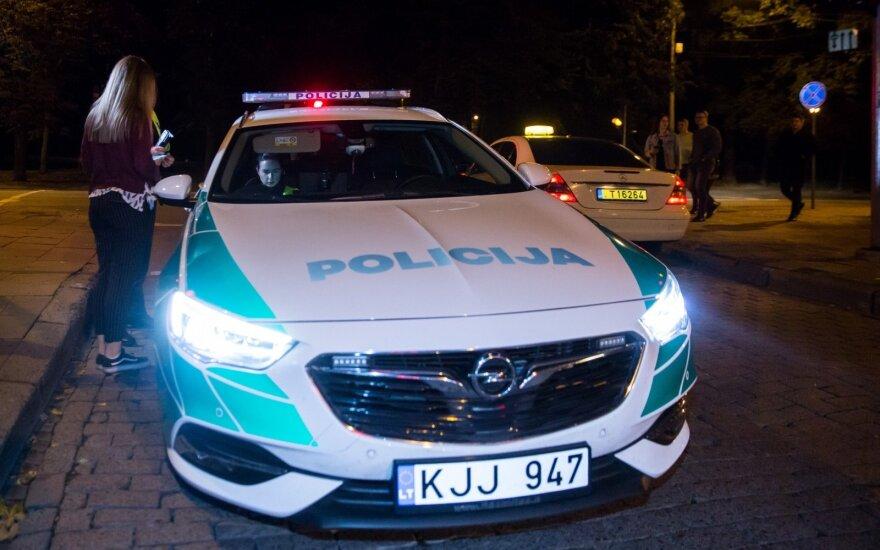 Moterų siaubas Klaipėdoje: mieste siautėja ginkluotas užpuolikas