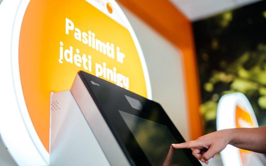 Nauji Swedbank bankomatai