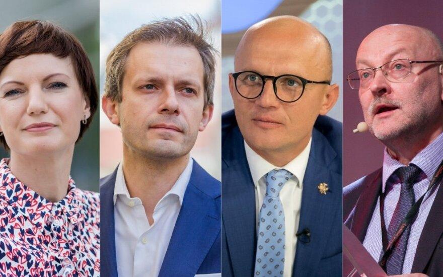 """""""Lietuvos įtakingiausieji 2017"""": žurnalistai"""