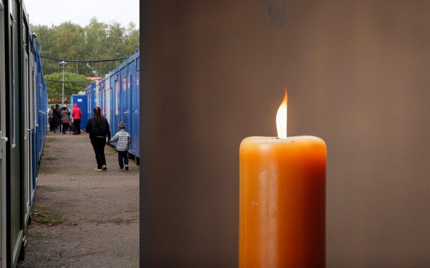 Kol kas tai pirmas toks atvejis: sekmadienį miręs migrantų vaikas palaidotas Vilniaus musulmonų kapinėse