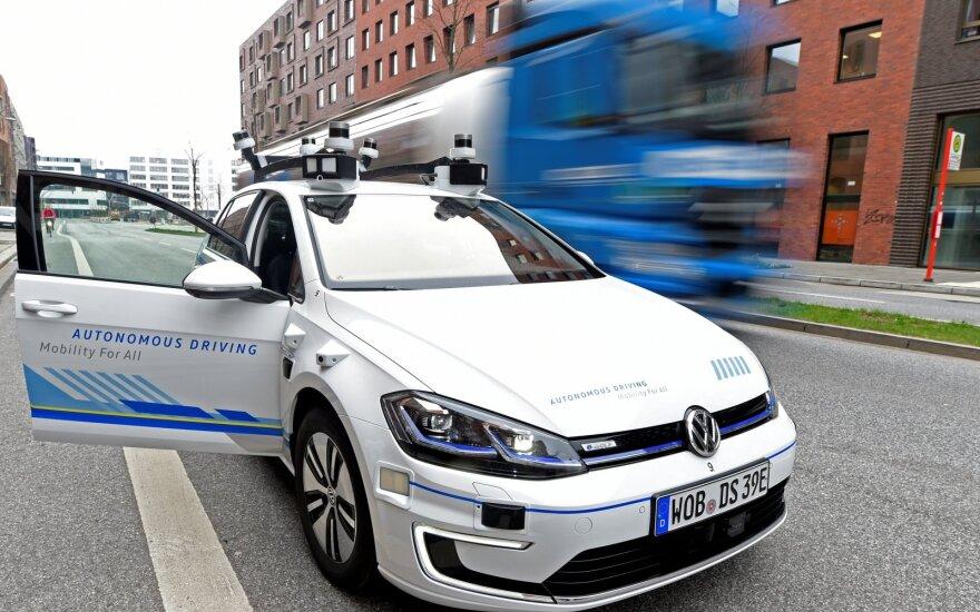 Autonominis automobilis