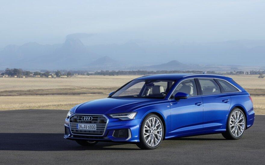 """""""Audi A6 Avant"""""""