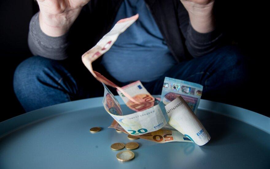 Praėjusių metų paskutinį ketvirtį Lietuvos BVP siekė 12,7 mlrd. eurų