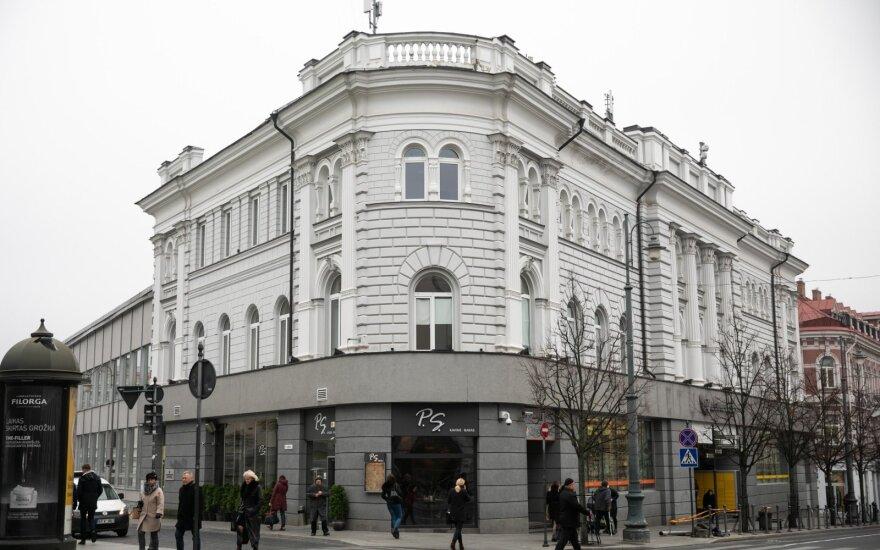 Over EUR 11 mln offered for central post building in Vilnius