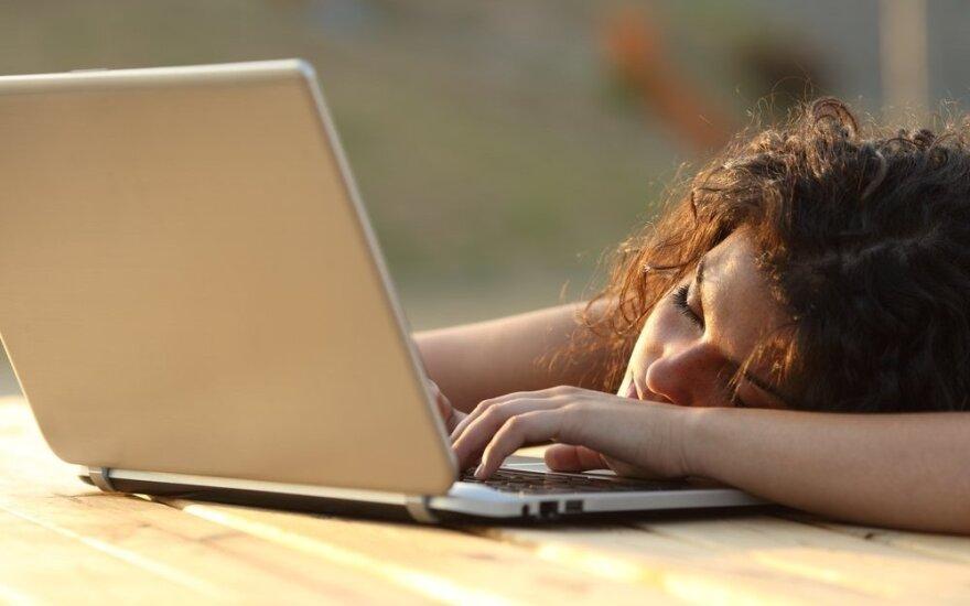 6 patarimai darboholikams, kurie padės dirbti produktyviau