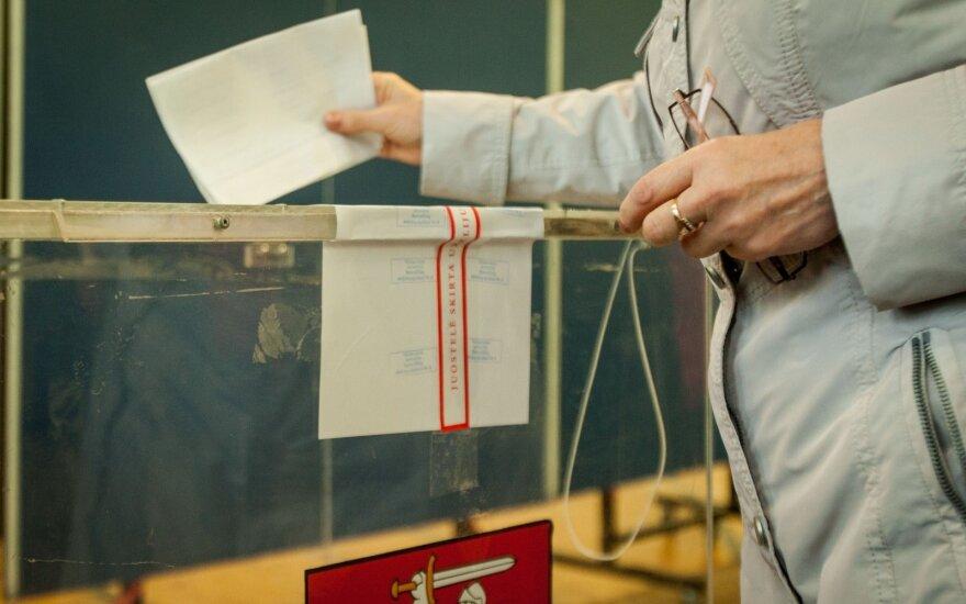 Rinkimai: kaip išsikovojau teisę balsuoti