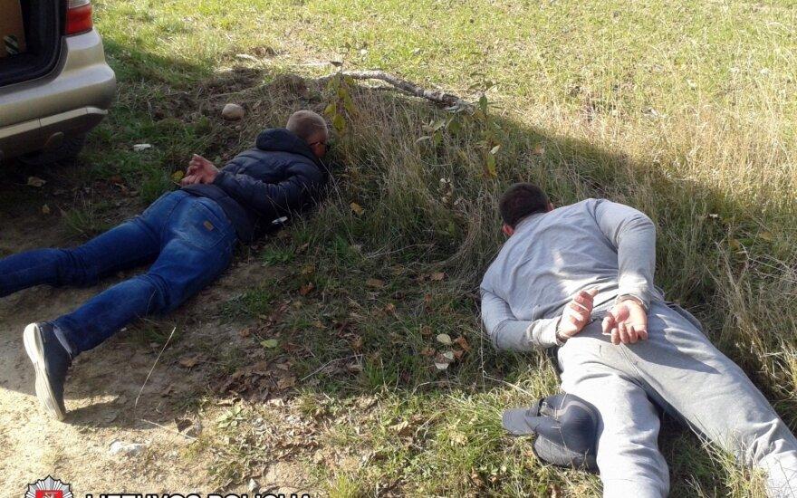 Išaiškintas stambus nusikalstamas susivienijimas: Lietuvoje įtarimai pareikšti 58 žmonėms