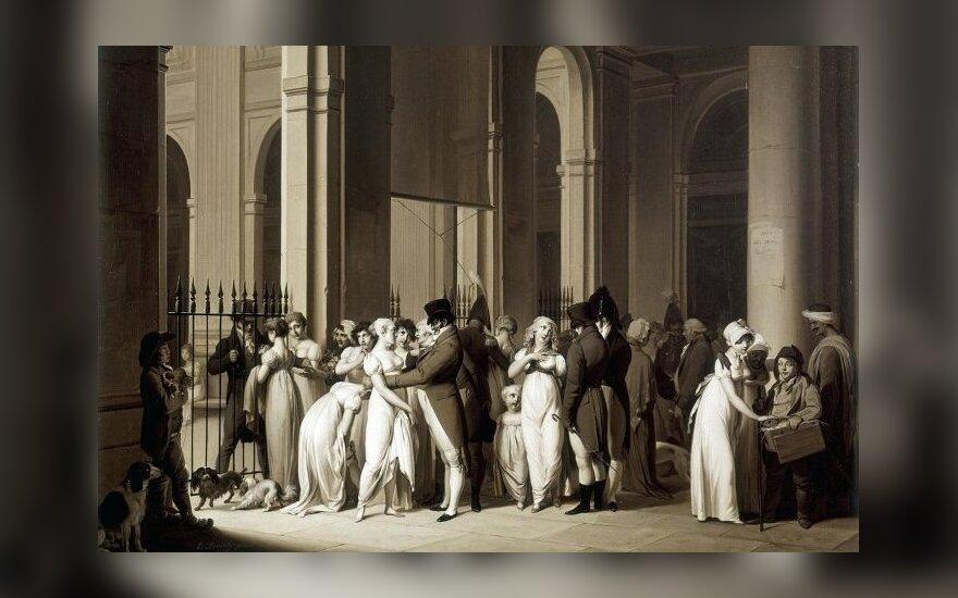 Les galeries du Palais-Royal/ Foto: RMN-Grand Palais
